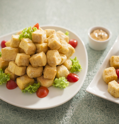 Crispy Fried Bean Curd